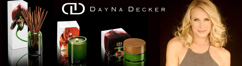 DayNa Decker Botanika Candles, Lotions, Diffuser, Creme and more.