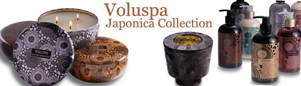 Voluspa votive Candles